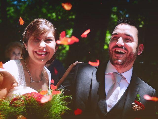 La boda de Chema y Patricia en Valdastillas, Cáceres 52