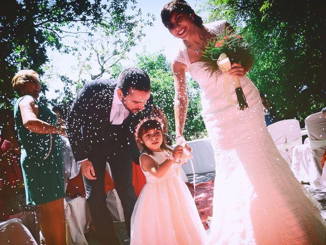 La boda de Chema y Patricia en Plasencia, Cáceres 53