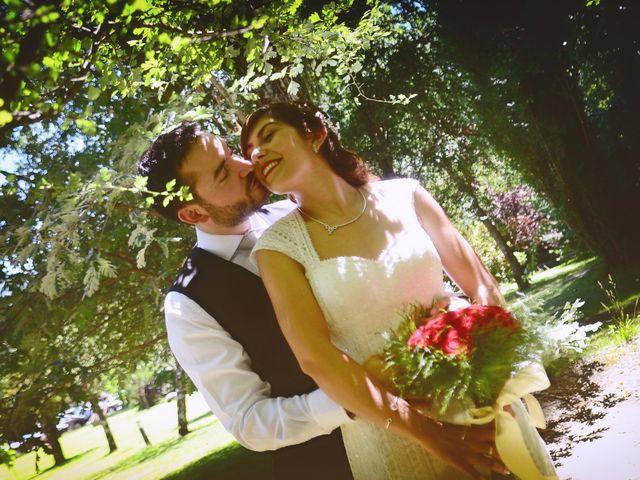 La boda de Chema y Patricia en Valdastillas, Cáceres 54