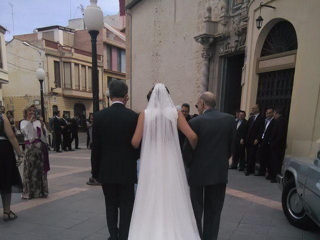 La boda de Andrés y Virtu en Torrent, Valencia 3