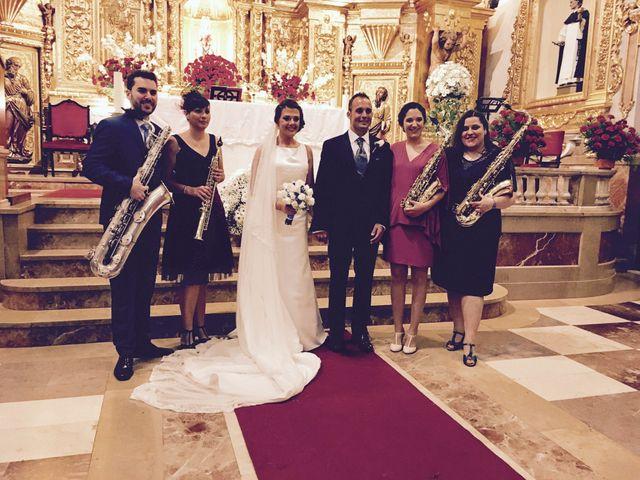 La boda de Andrés y Virtu en Torrent, Valencia 4