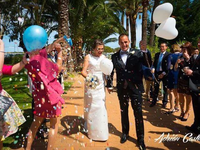 La boda de Andrés y Virtu en Torrent, Valencia 1