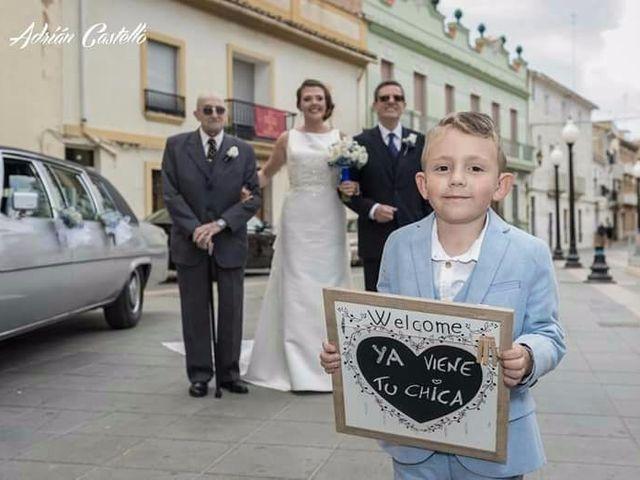 La boda de Andrés y Virtu en Torrent, Valencia 2