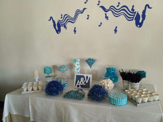 La boda de Andrés y Virtu en Torrent, Valencia 7