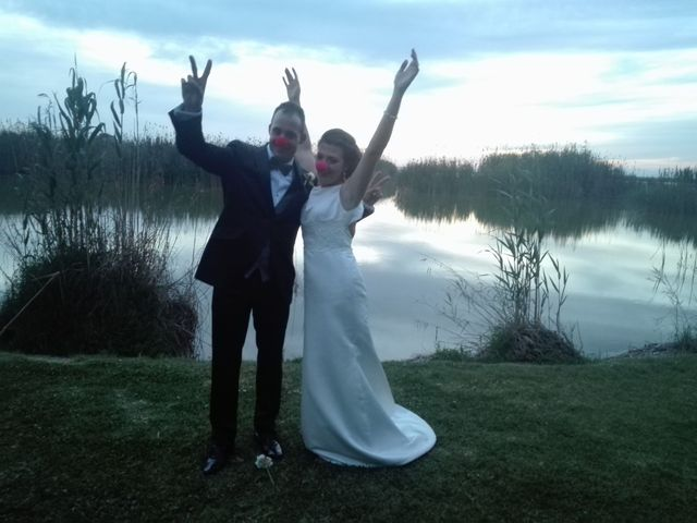 La boda de Andrés y Virtu en Torrent, Valencia 9