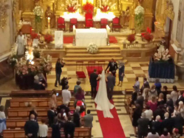 La boda de Andrés y Virtu en Torrent, Valencia 14