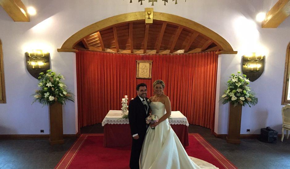 La boda de Fede y Natalia en Peon, Asturias