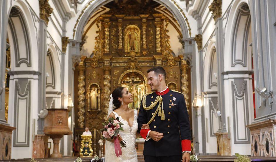 La boda de Andrés y Alejandra en Málaga, Málaga