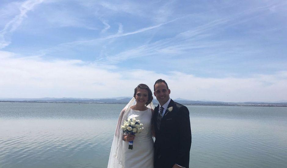 La boda de Andrés y Virtu en Torrent, Valencia