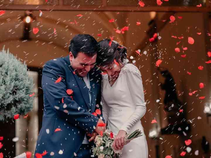 La boda de Ana y Ismael