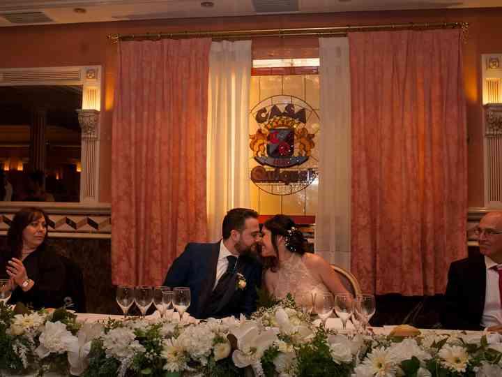 La boda de Marian y Zeus