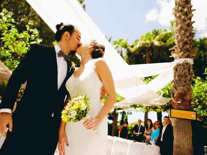 La boda de Marcos y Sheila