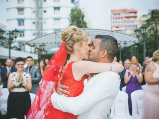 La boda de Anna y Aaron