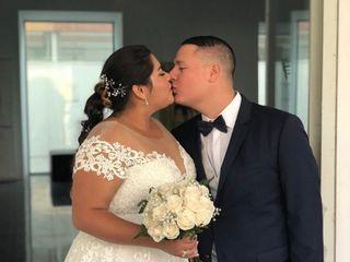 La boda de Roberto y Anggie