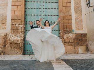 La boda de Noelia y Nahum