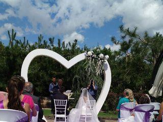 La boda de Nazaret y Jonathan 1
