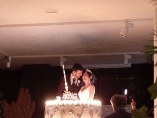 La boda de Nazaret y Jonathan 2