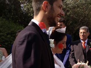 La boda de Nazaret y Jonathan 3