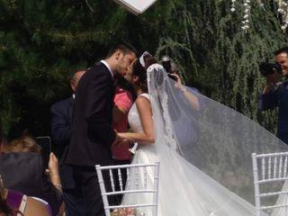 La boda de Nazaret y Jonathan