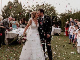 La boda de Rosa y Fran