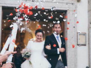 La boda de Casilda y Sebastián