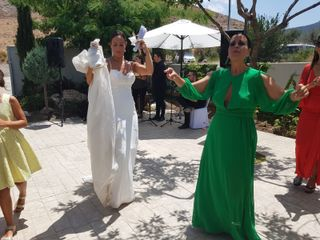 La boda de Ana belen y Jordi 2