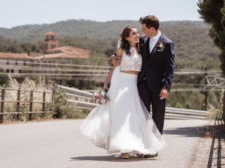 La boda de Maria y Claudio