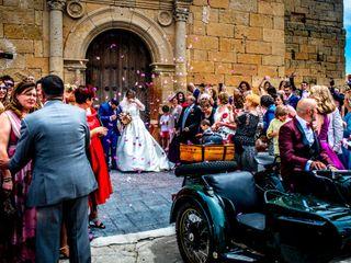 La boda de Miguel y Ángela