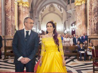 La boda de Paz y Juan 3