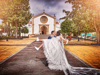 La boda de Dani y Natalia