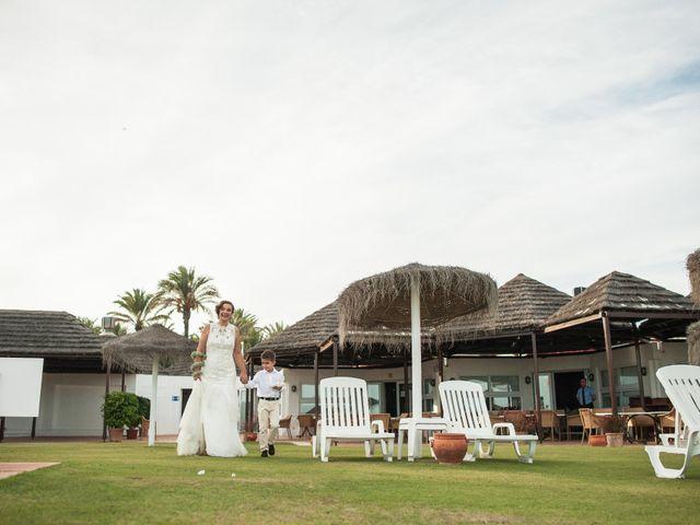 La boda de Dani y Aurora en Sotogrande, Cádiz 11