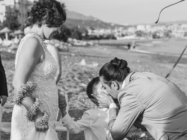 La boda de Dani y Aurora en Sotogrande, Cádiz 14