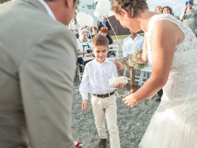 La boda de Dani y Aurora en Sotogrande, Cádiz 16