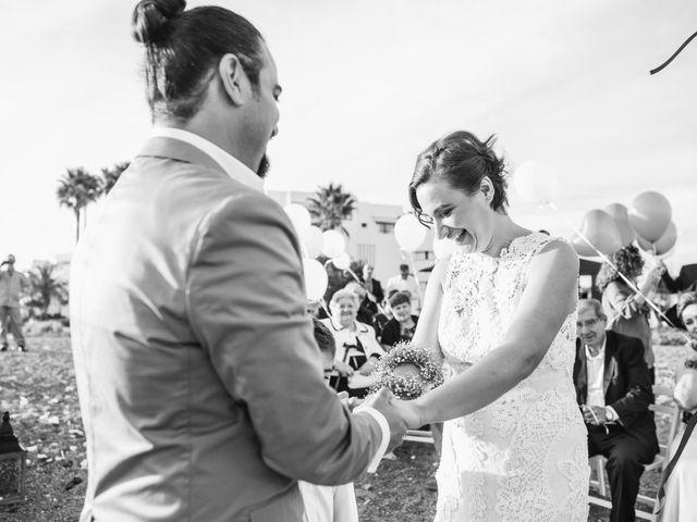 La boda de Dani y Aurora en Sotogrande, Cádiz 17