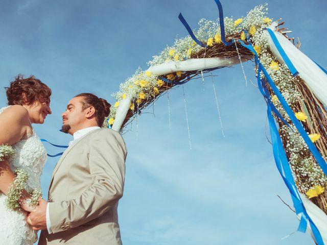 La boda de Dani y Aurora en Sotogrande, Cádiz 20