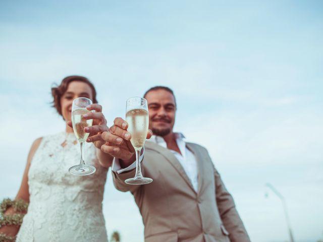 La boda de Dani y Aurora en Sotogrande, Cádiz 23