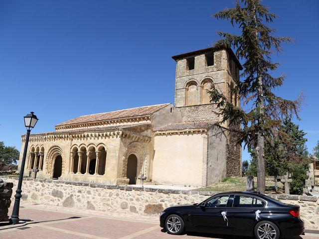 La boda de Carlos y Marta en Sotosalbos, Segovia 3
