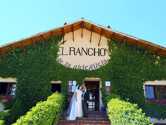 La boda de Carlos y Marta en Sotosalbos, Segovia 1
