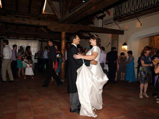 La boda de Carlos y Marta en Sotosalbos, Segovia 2