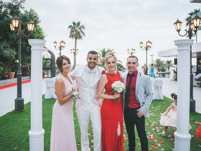 La boda de Aaron y Anna en Puerto De La Cruz, Santa Cruz de Tenerife 1