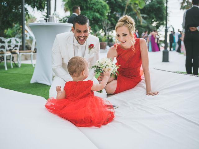La boda de Aaron y Anna en Puerto De La Cruz, Santa Cruz de Tenerife 11