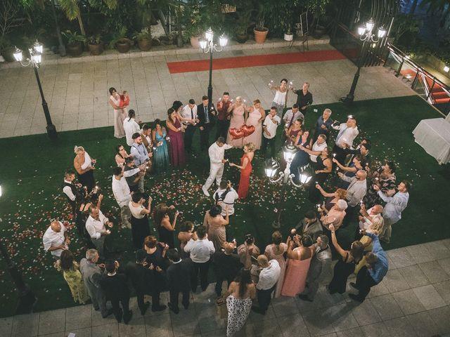 La boda de Aaron y Anna en Puerto De La Cruz, Santa Cruz de Tenerife 12