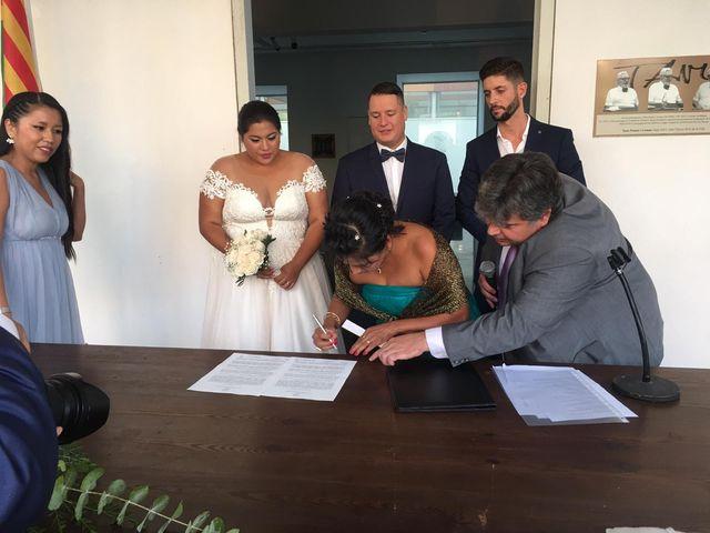 La boda de Anggie y Roberto en Sa Pobla/la Pobla, Islas Baleares 5