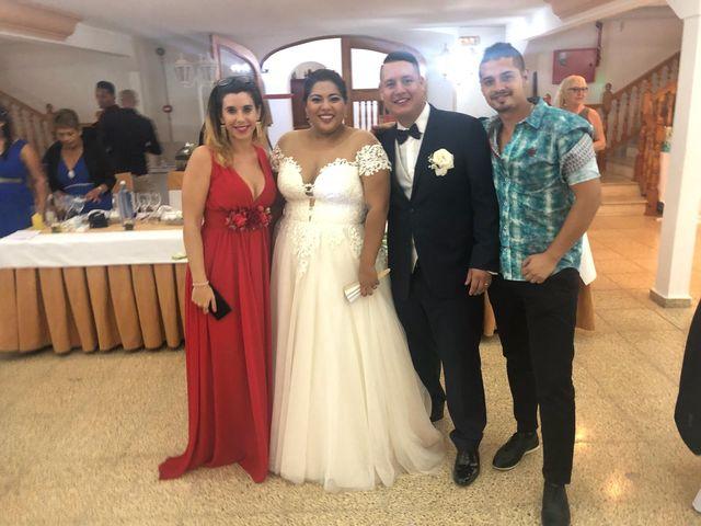 La boda de Anggie y Roberto en Sa Pobla/la Pobla, Islas Baleares 6