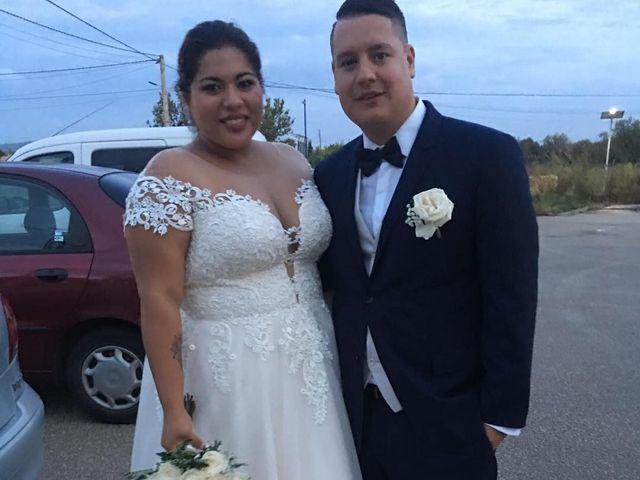 La boda de Anggie y Roberto en Sa Pobla/la Pobla, Islas Baleares 2