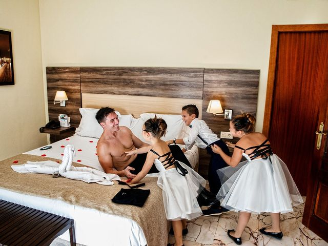 La boda de Mesones y Sheila en Córdoba, Córdoba 4