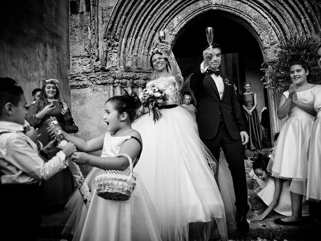 La boda de Mesones y Sheila en Córdoba, Córdoba 1