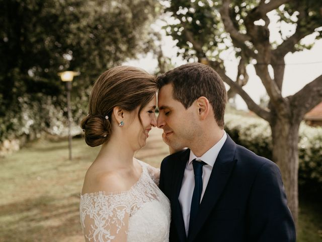 La boda de Cristina y Xavi