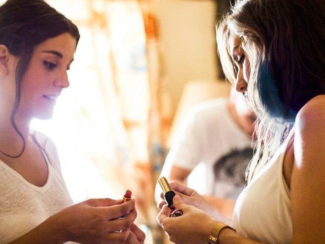 La boda de Toni y Lulu en La Nava De Jadraque, Guadalajara 1