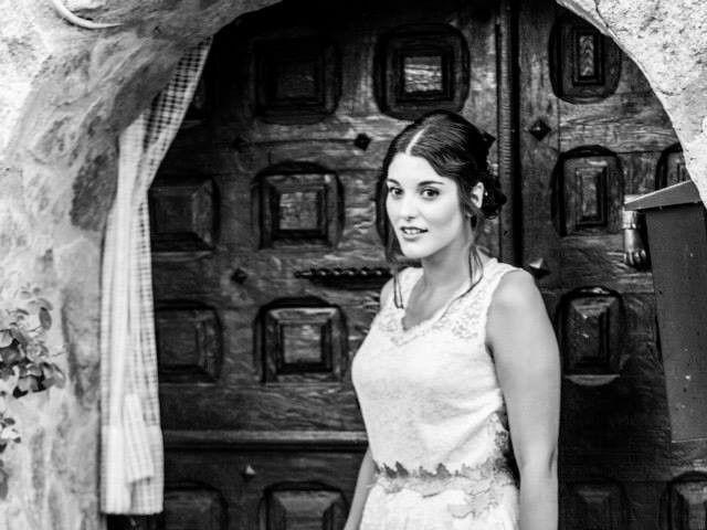 La boda de Toni y Lulu en La Nava De Jadraque, Guadalajara 7